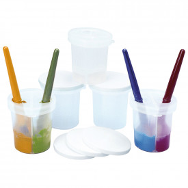 Colorations® Divided Paint Cups