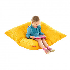 Quilted Bean Cushions