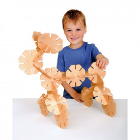 Wooden Octoplay