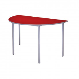 Semi-Circular Meeting Table