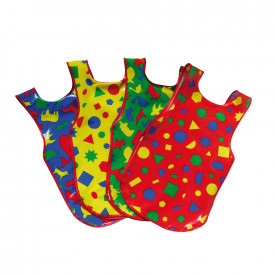Patterned PVC Tabard