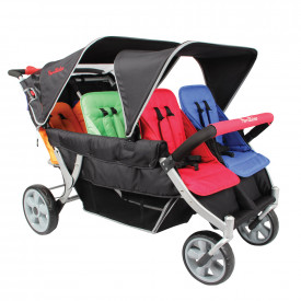 Heavy Duty Buggy - 6 Seater