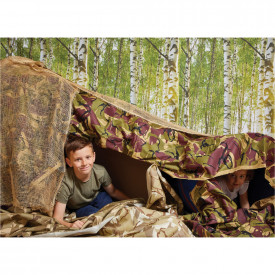 Camouflage Den Making Kit