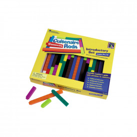 Cuisenaire® Plastic Connecting Intro Set