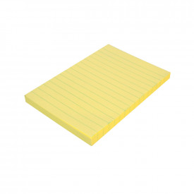 Lined & Squared Sticky Notes