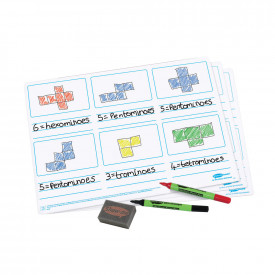 Show-me® Tell-a-Story A3 Drywipe Boards