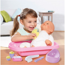 Baby Bath and Potty Set