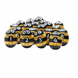 Honey Bee Number Stones & Activity Cards