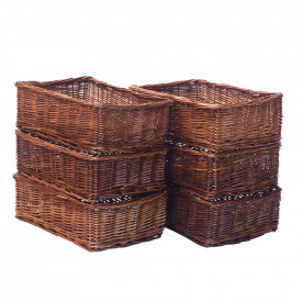 Large Shallow  Baskets