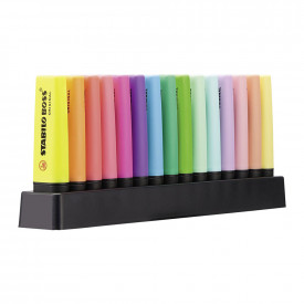 STABILO® BOSS Deskset Highlighters