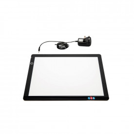 Super Slim Rectangular Light Panel