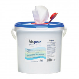 Alcohol-Free Heavy-Duty Hand & Surface Wipes