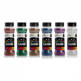 Sparkle Sand Shakers
