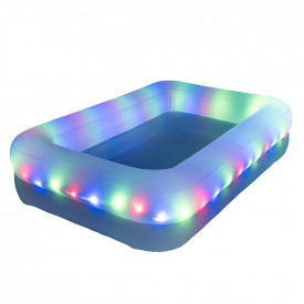LED Inflatable Sensory Pool