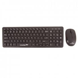 Consortium Wireless Keyboard and Mouse Set