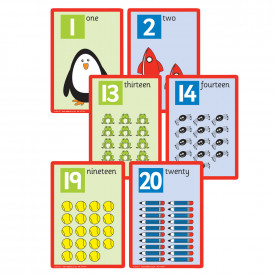 A5 Number Cards