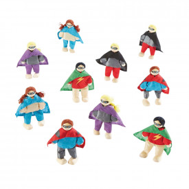 Superhero Figures