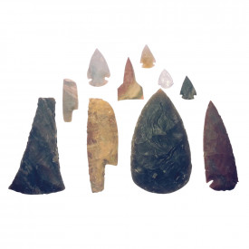 Stone Age Flint Pack