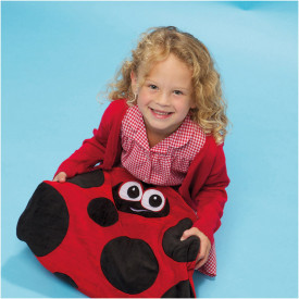 Louis the Ladybird Lap Weight