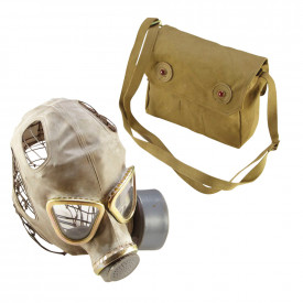 World War Two Gas Mask