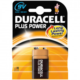 Duracell Plus Power - 9V