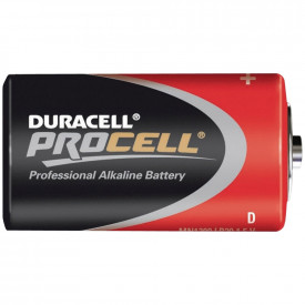 Duracell Industrial D Cell