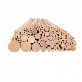Hardwood Dowel Packs