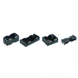 Snap Battery Holders