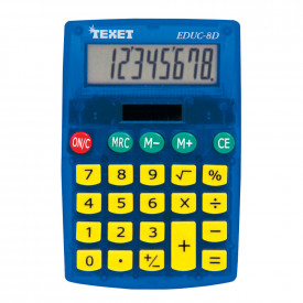 Texet Educ-8D Calculator