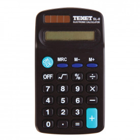 Texet SL8 Calculator