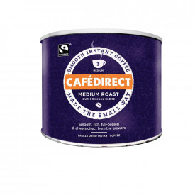 Cafédirect Medium Roast Smooth Instant Coffee