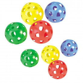 Perforated Balls