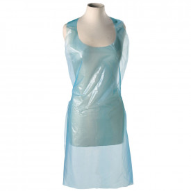 Value Polythene Aprons In A Flat Pack