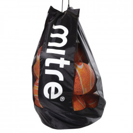 BIG DEAL Mitre Oasis Training Netballs and Bag Bundle
