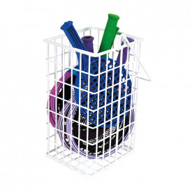 Rounders Bat Wire Basket