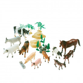 The Consortium Value Animal Play Sets Big Deal