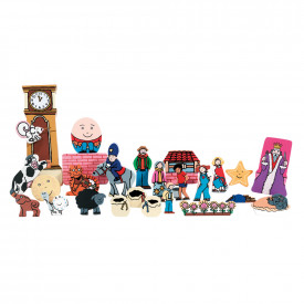 Nursery Rhyme Character Set