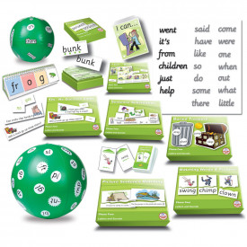 Letters and Sounds Phase 4 Kit