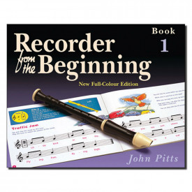 Recorder From The Beginning Books