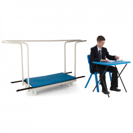 BIG DEAL Titan Exam Desk & Trolley Bundle Offer