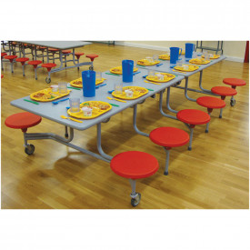 SICO® 12 Seater Rectangular Table Seating Unit