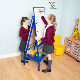 Double Boarded Mobile Easel 'Portrait Style'