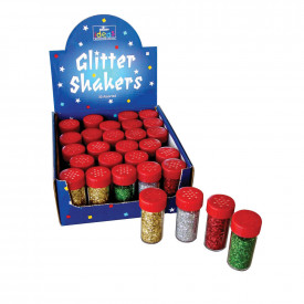 Glitter Shakers Display