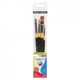 System 3 Classic Brush Set