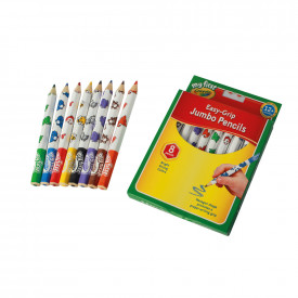Crayola Mini Kids Jumbo Colouring Pencils