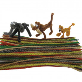 Animal Pipe Cleaners
