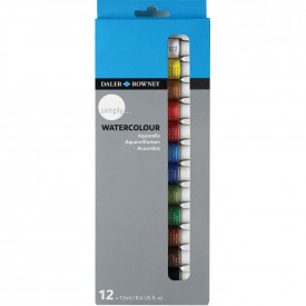 Daler Rowney Simply Watercolour Tubes