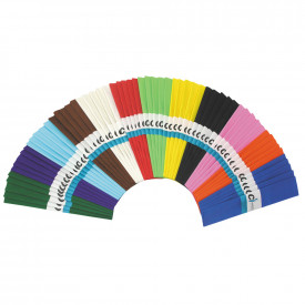 Bumper Coloured Crepe Paper Assortment