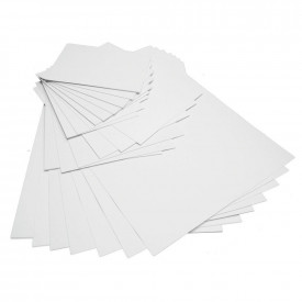 White Card - Assorted Sizes & Thicknesses