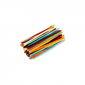 Assorted Colours Pipe Cleaners